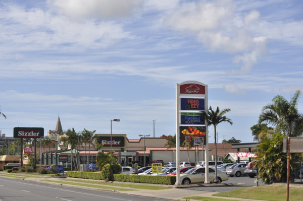 Bundaberg Shopping Centre