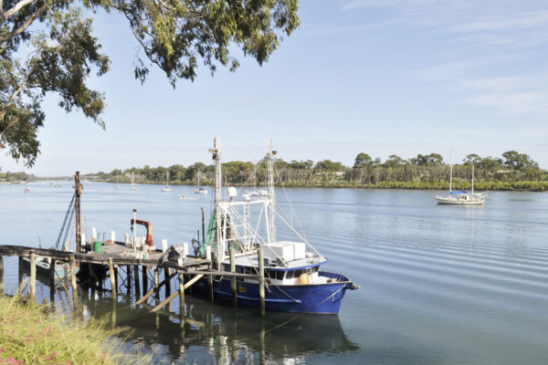 Burnett River Boats